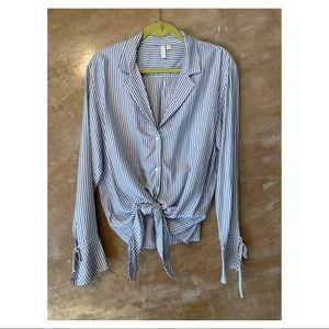 Treasure & Bond blouse